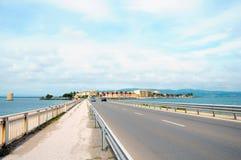 ercole porto santo stefano porto Orbetello Италия стоковое изображение