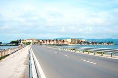 ercole porto santo stefano porto Orbetello Италия Стоковые Фото
