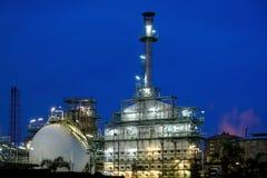 Erdöl industriell stockfotos