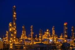 Erdöl industriell lizenzfreies stockfoto