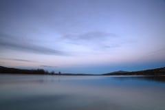 Erd- und Himmelwasser Stockfotos