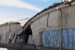 Erdbeben stockbilder