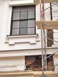 Erdbeben von Chile Februar 2010 in Valparaiso 18 Lizenzfreie Stockfotografie
