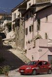 Erdbebennachwirkungen Lizenzfreies Stockbild