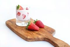 Erdbeercocktail Stockbilder