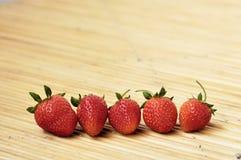Erdbeere 03 Stockfotos