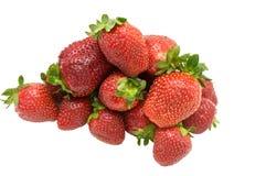 Erdbeere. Stockfoto
