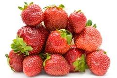 Erdbeere. Stockfotografie