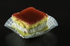 Erdbeere cake Stockfotos