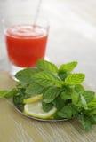 Erdbeere Daiquiri Lizenzfreies Stockfoto