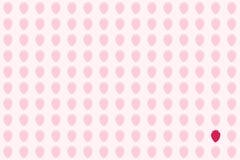 Erdbeere-Einklebebuch-Hintergrund Stockfotos