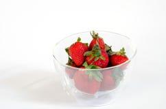Erdbeere frisch Lizenzfreie Stockfotos