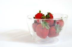 Erdbeere frisch Lizenzfreie Stockbilder
