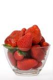 Erdbeere im Cup Stockbilder