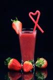 Erdbeere Smoothie Stockfotografie