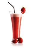 Erdbeere Smoothie Stockbild