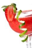 ErdbeereDaiquiri - das meiste populäre Cocktails serie Lizenzfreie Stockbilder