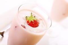 Erdbeerefreude Lizenzfreies Stockbild