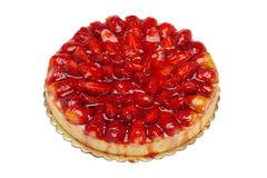 Erdbeerekuchen Stockfotos
