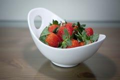 Erdbeeren. Stockfotografie