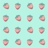 Erdbeeren stock abbildung