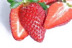 Erdbeeren, Stillleben Stockfotos