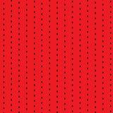 Erdbeermusterdesign Lizenzfreie Stockfotos