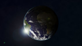 Erde 2 lizenzfreie stockfotografie