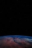 Erde 6 stockbild