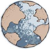 Erde Stockfoto