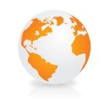 Erde Simbol Lizenzfreies Stockfoto
