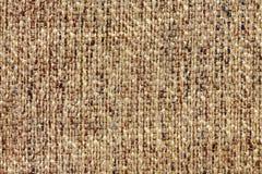 Erde-Ton-Tweed-Gewebe Stockbild
