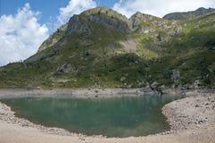 Erdemolo de lac Photographie stock libre de droits