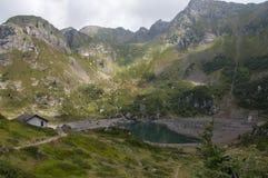 Erdemolo de lac Image libre de droits