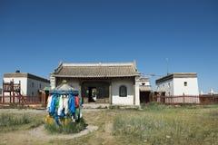 Erdene Zuu蒙古语 免版税库存图片