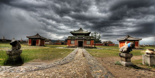 Erdene Zuu Monastery Royalty Free Stock Photos