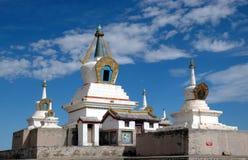 Erdenezuu Monastary Stock Images