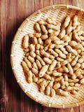 Erdnüße Lizenzfreies Stockbild