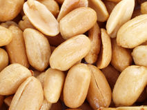 Erdnüsse. Stockfotos