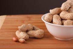 Erdnüsse Stockfotografie