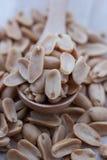 Erdnüsse Lizenzfreies Stockfoto