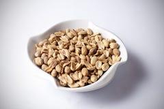 Erdnüsse in der Schüssel Lizenzfreie Stockbilder