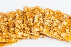 Erdnuss stockbild