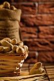Erdnussaufbau lizenzfreie stockfotos