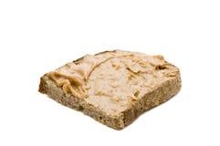 Erdnussbutter Stockfoto