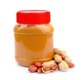 Erdnussbutter Lizenzfreies Stockbild