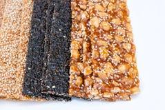Erdnussstange lizenzfreies stockbild