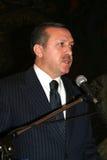 erdogan receptayyip Fotografering för Bildbyråer