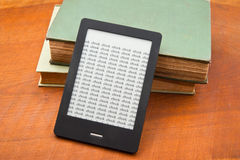 Ereader Royalty Free Stock Photos