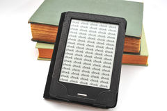 Ereader Stock Photo